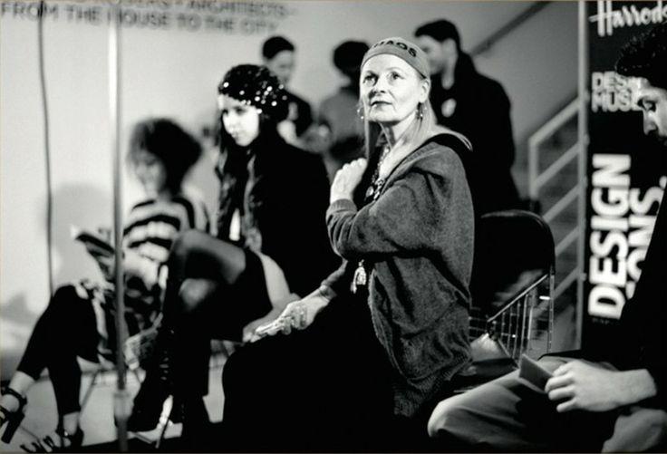 Vivienne Westwood from her Active Resistance Manifesto, taken from Dazed & Confused July 2008. More images here: http://www.dazeddigital.com/vivienne-westwood-takeover