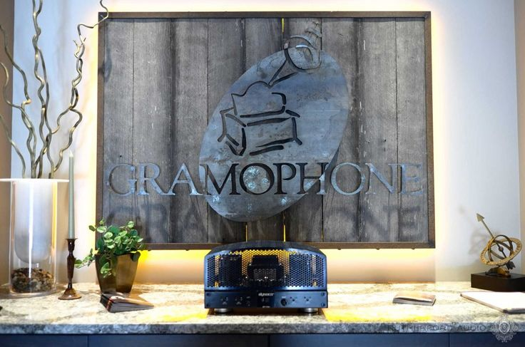 The Dynaco ST70x at Gramophones Grand Opening