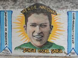 Yo me lo guiso.: Gente de Bonzi, Jorge Oscar Soria, Héroe de Malvin...