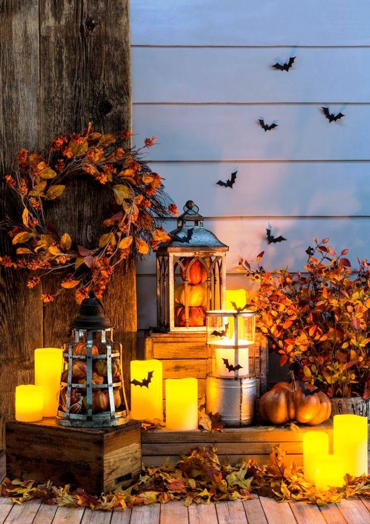 Best 25+ Rustic halloween ideas on Pinterest | White ...