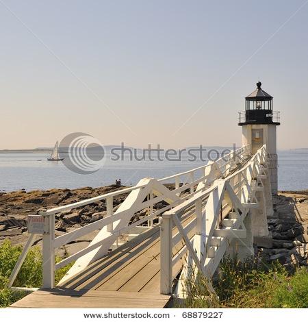 Massachusetts light houses