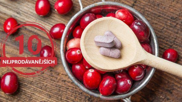 Trápí vás močové cesty? Sléčbou iprevencí pomáhají brusinky a doplňky stravy. Podívejte se na 10nejprodávanějších.