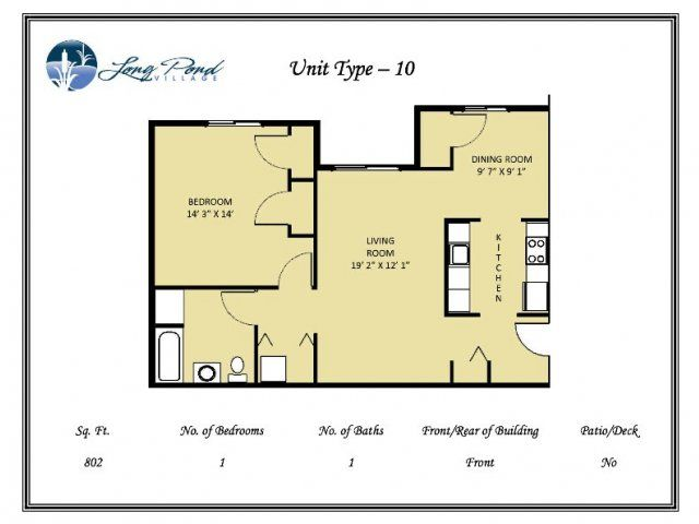 Apartment unit plans 10 unit apartment building plans for Two unit apartment plans