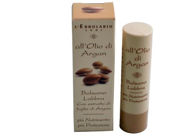 Olio di Argan (Argan Oil) Lip Balm by L'Erbolario Lodi