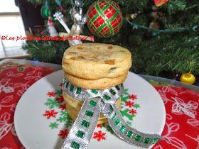 Les plats cuisinés de Esther B: Biscuits «frigidaire» tutti frutti (Bonne Année 2014!)