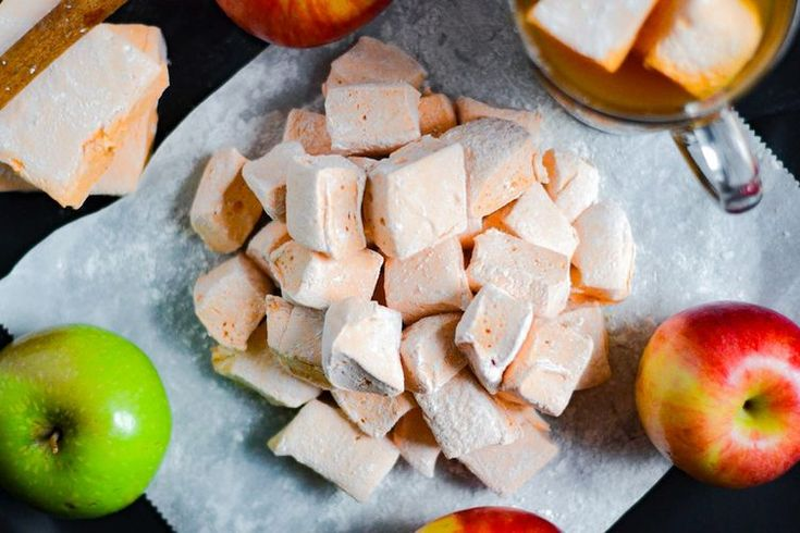 Spiced Cider Marshmallows recipe on Food52