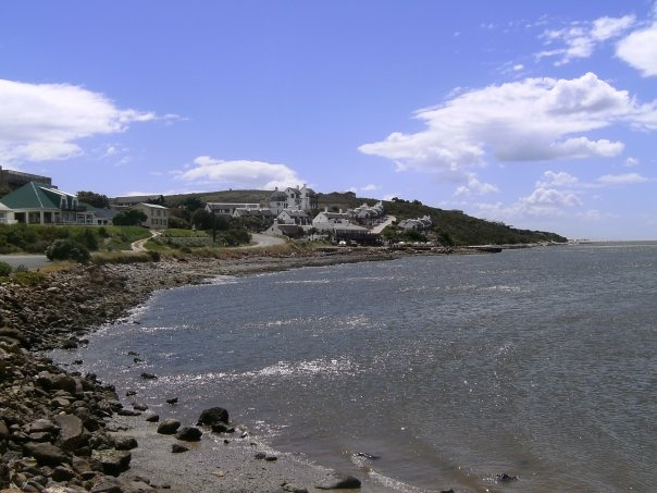 Breederiver mouth
