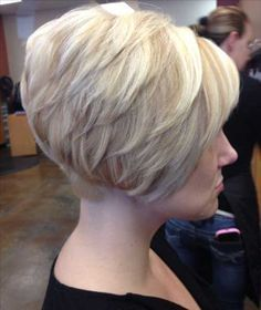 Very Trending Stacked Bob Haircuts | Bob Hairstyles 2015 - Short Hairstyles for Women