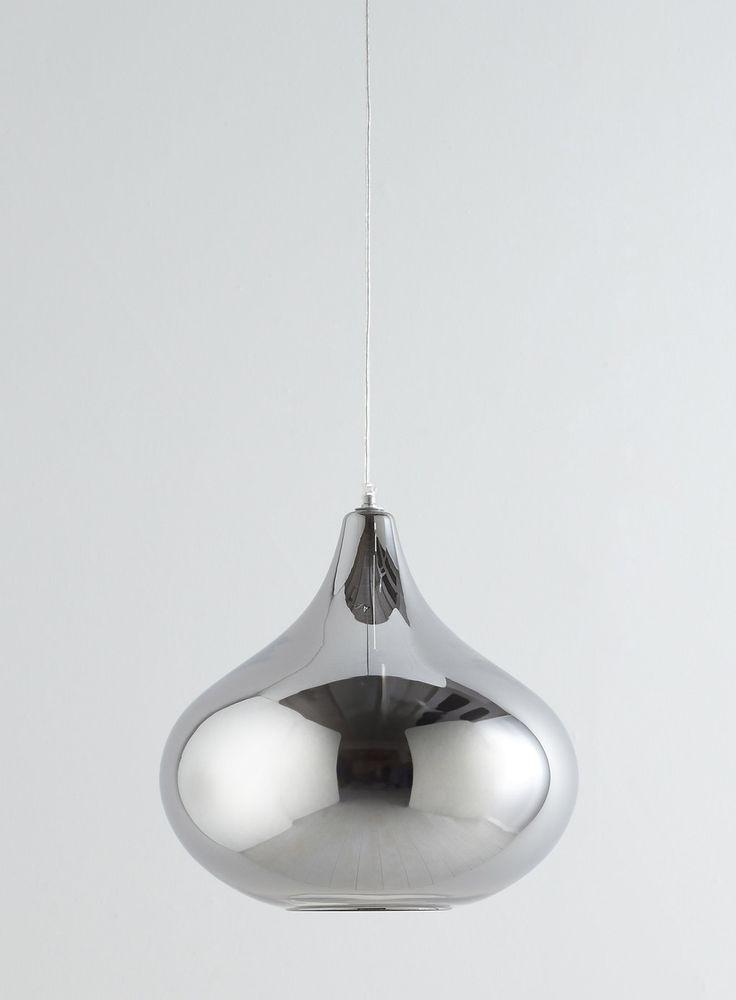 Smoke Lily Round Pendant Light - Lighting Event - Home, Lighting & Furniture - BHS