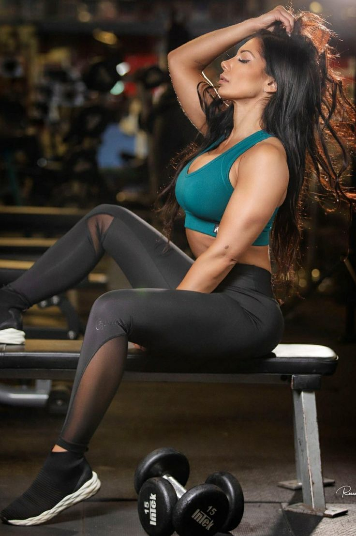 Pin on Women: Fit, Strong and Gloriously Feminine!