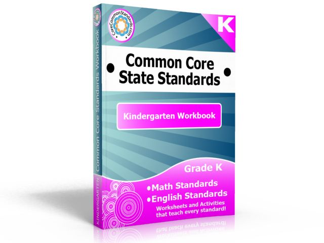 Kindergarten Common Core Activities, Worksheets, and Workbooks. - the FREE download has 34 pages of great ws and activities