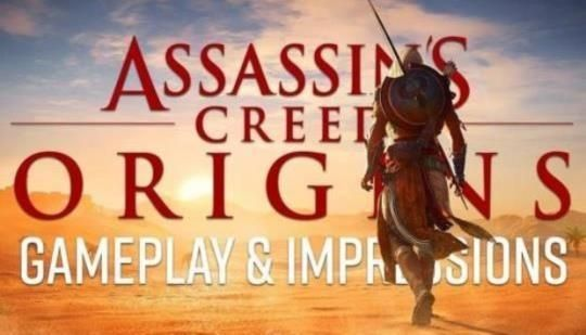 Kickin' It In Egypt - Assassin's Creed: Origins Gameplay and Impressions: The latest entry in Assassin's Creed has finally arrived. In this…