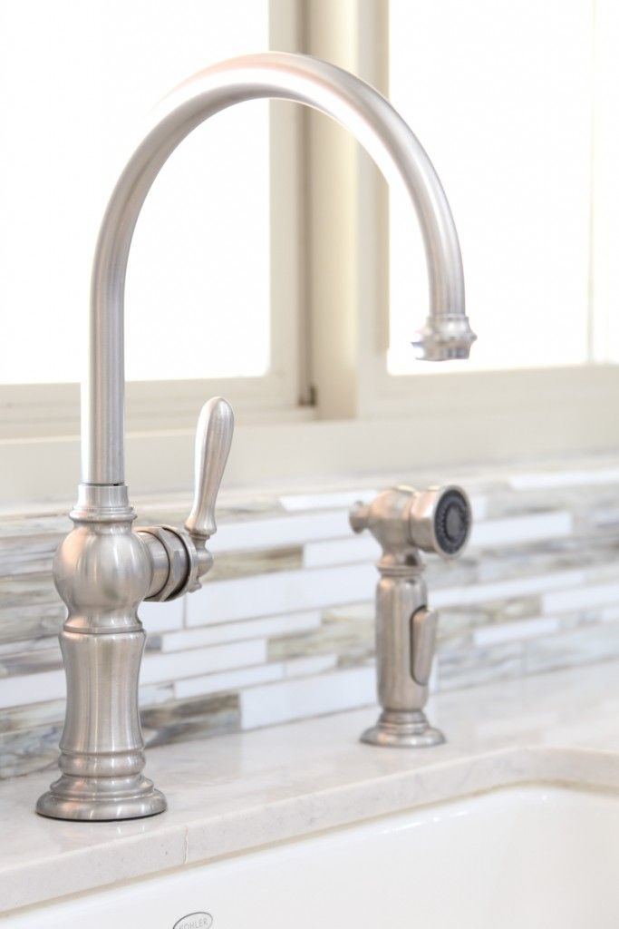 superior Farmhouse Kitchen Faucet #2: 17 Best ideas about Farmhouse Kitchen Faucets on Pinterest | White farmhouse  kitchens, Farmhouse kitchens and Double farmhouse sink