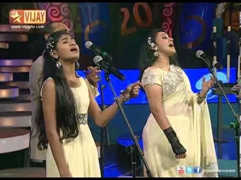 Super Singer T20 - Saicharans Symphony Superkings sing a Group Medley