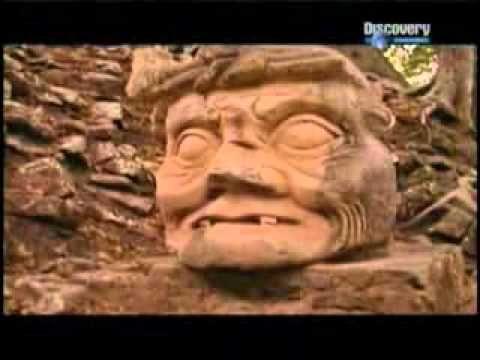 El Código Maya, documental 4/4 segunda parte, Canal Discovery