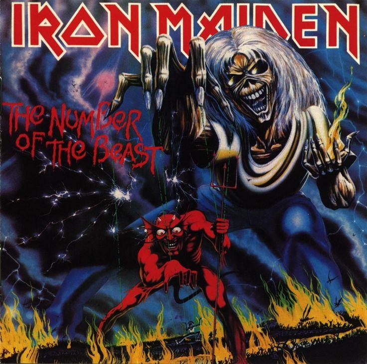 Another excellent Maiden album