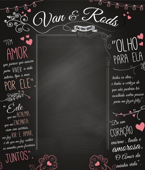 Painel Chalkboard + Frete Grátis