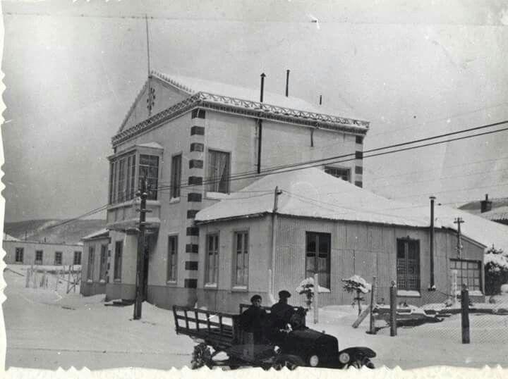 Ushuaia vintage