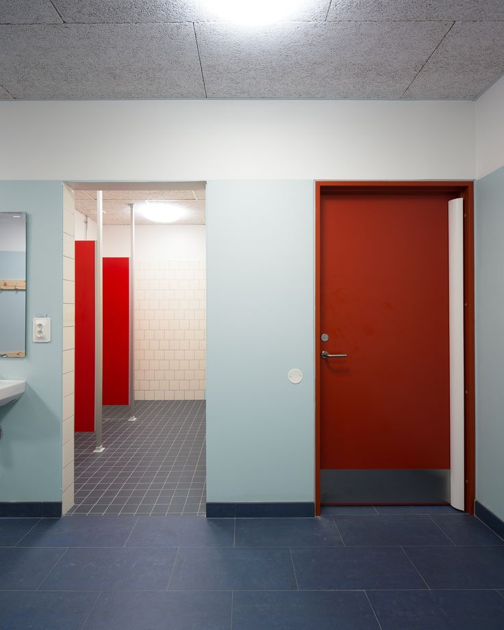 Gallery of Rotebro Sports Hall  / White Arkitekter  - 8