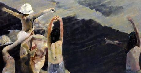 La mostra intende ripercorrere il lungo iter creativo di un artista che ha saputo coniugare grandi capacita' tecniche con un'acuta e profonda coscienza del suo tempo. In esposizione circa 50 dipinti e un numero analogo di disegni e incisioni, accompagnati in ogni sezione da documenti e fotografie d'epoca.