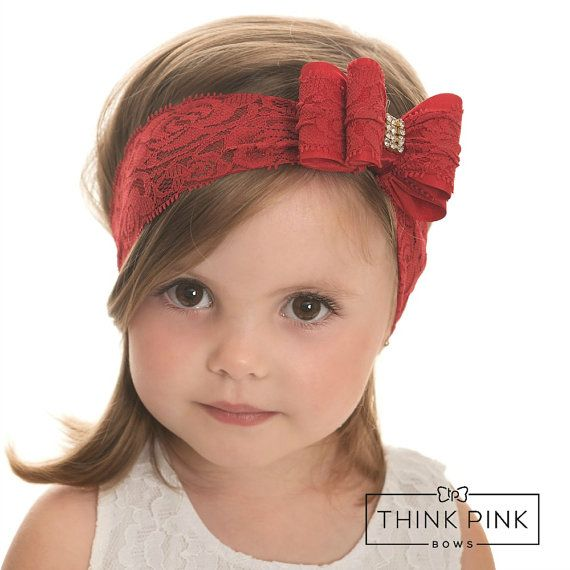 Hey, I found this really awesome Etsy listing at https://www.etsy.com/listing/255521648/red-baby-headband-baby-headband