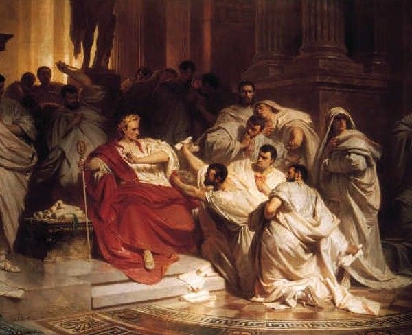 Today I found out Julius Caesar was once kidnapped by pirates and convinced them to up their ransom demand. A 25 year old Julius Caesar was sailing the Aegean Sea when he was kidnapped by Sicilian pirates. The pirates who captured him initially asked for a ransom of 20 talents of silver (which is about 620 kg of silver or [...]