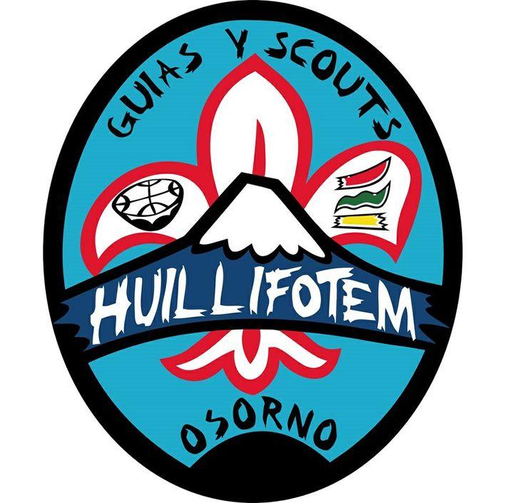 insignia scout osono Universidad De Los Lagos