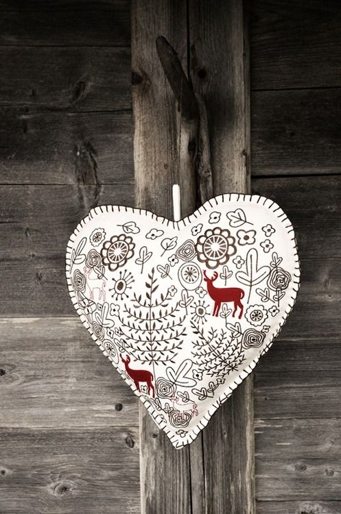 "Previous caption said ""Swedish heart."" I don't even know what this is but I like it!"