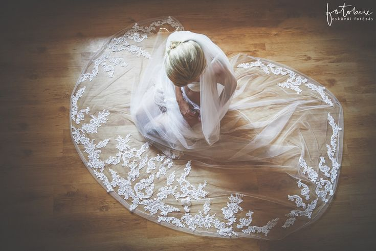 Az esküvői fátyol típusai :)