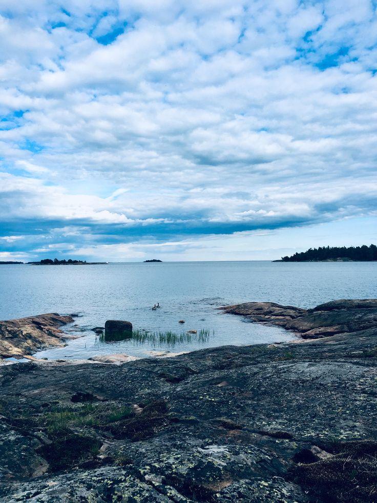 Archipelago near Helsinki Finland (OC) [3264×2448]…
