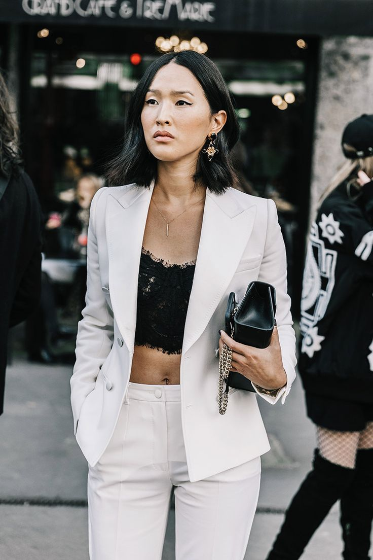 The best street style spotted outside Milan's Fall collections. Diego Zuko is tracking the fashion set's best street style looks outside the Fall collections. Street Style from Italy.