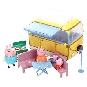 Peppa Pig Camper Van Play Set