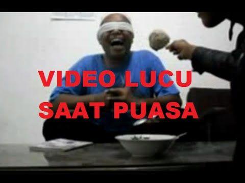 2 Video Lucu, Video lucu Puasa, Bulan Ramadhan, Video Lucu Saat Puasa, apa yang anda lakukan bila ada orang yang melakukan kepada anda sebuah makanan padahal