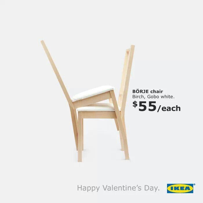 Ikea Valentines Day