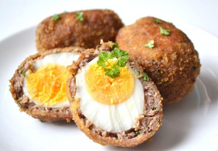 Skót tojás recept