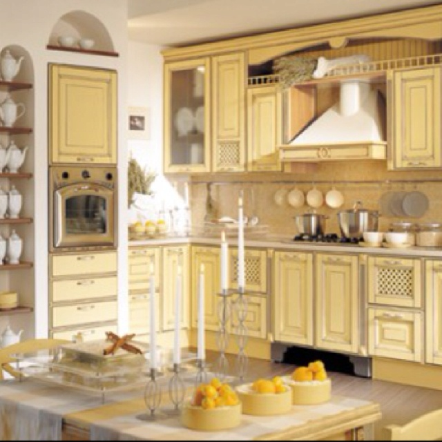 Traditional Italian Kitchen( Scavolini) Via Home Design