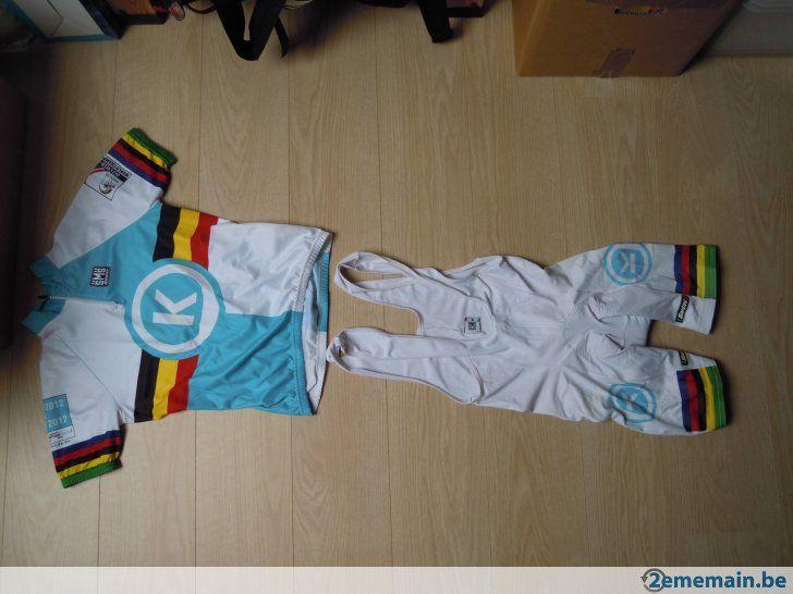 vêtements de cyclisme Santini