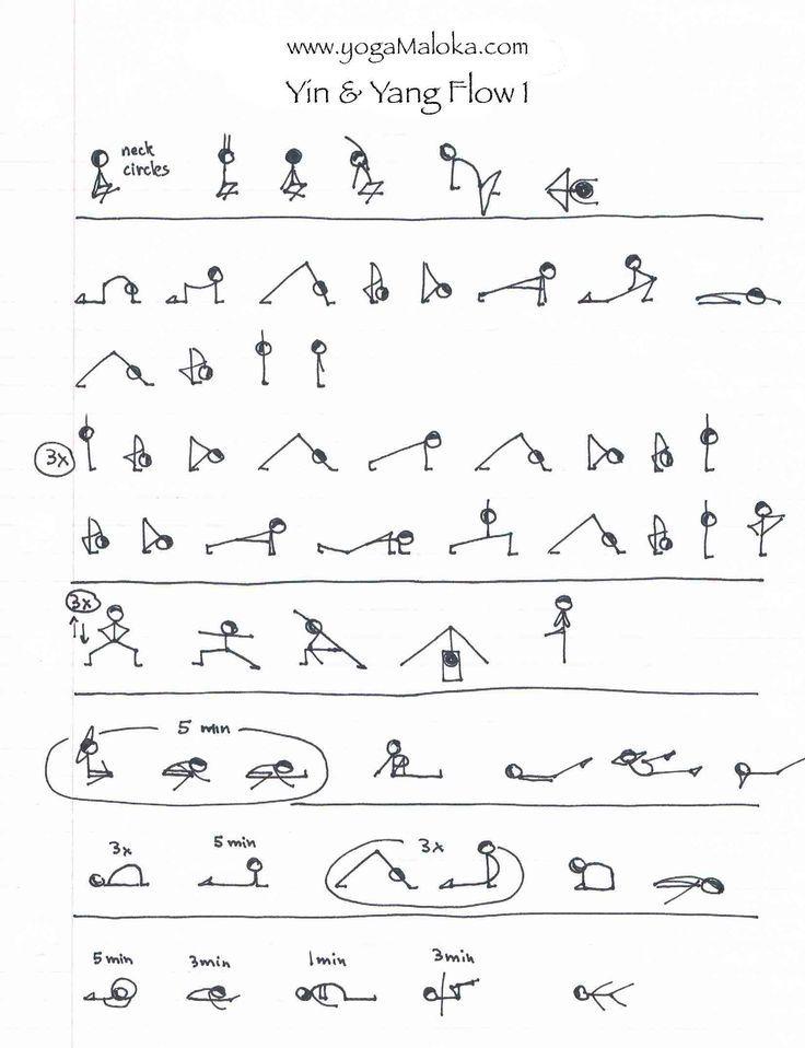 134 Best Yin Yoga Images On Pinterest