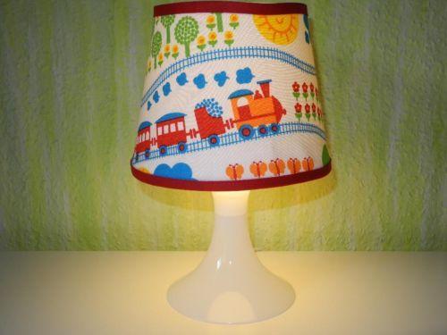 Ich verkaufe hier eine neue Kinderzimmer Tischleuchte. Die Lampe selbst ist aus weißem...,Kinderzimmer Retro Lampe Graziela Retro 70er Dawanda Etsy in Berlin - Tiergarten