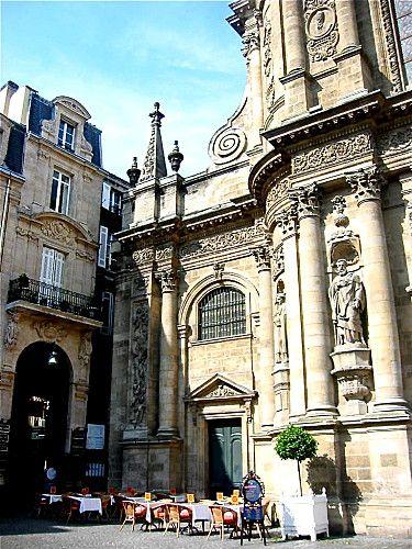 entrée du passage Sarget côté église,France 2487