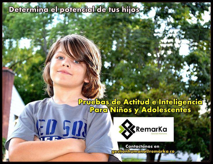 Determina el potencial de tus hijos a través de nuestras pruebas de inteligencia y habilidad diseñadas específicamente para ellos.