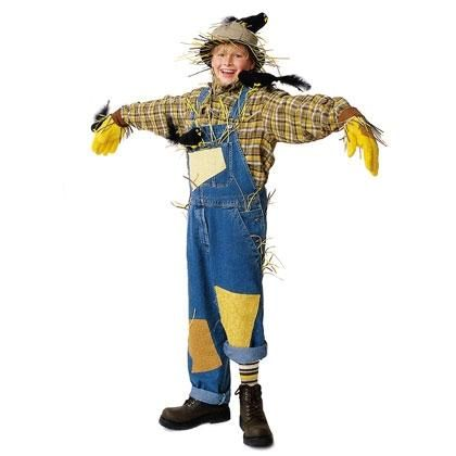 DIY Scarecrow Costumes : Halloween Costumes: Scarecrow Costume | DIY