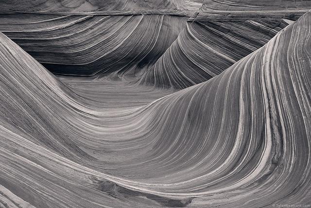 The Wave, Coyote Buttes North, Arizona