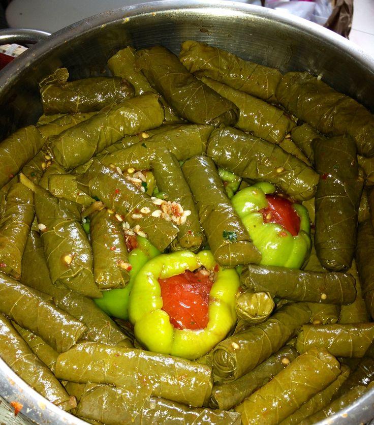 Turkish food : dolma