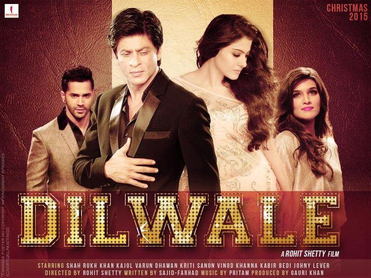 Dilwale Movie Trailer 2015 |  Shahrukh Khan, Kajol, Varun Dhawan & Kriti...