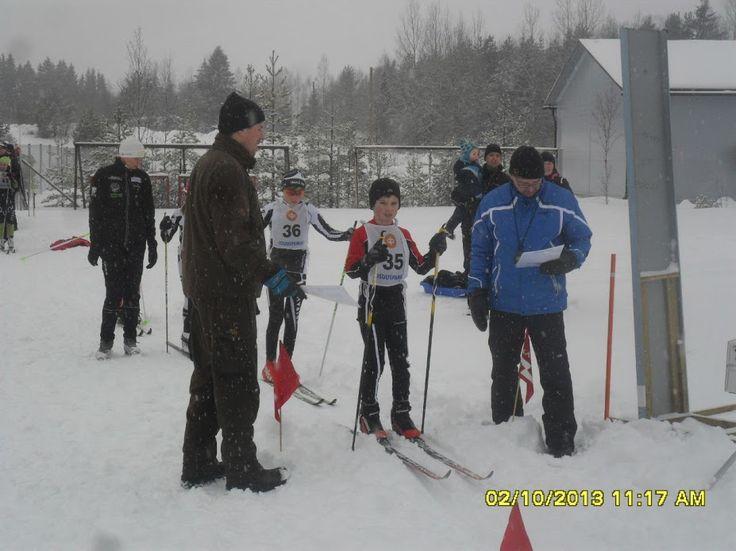 Kaikulan hiihdot 10.2.2013