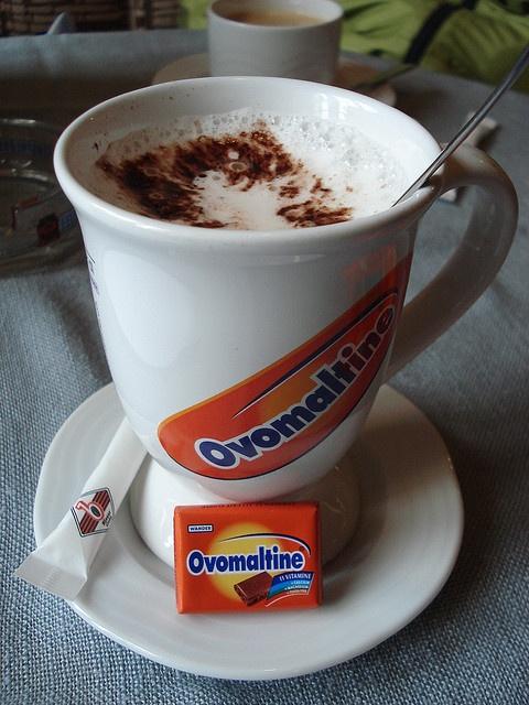 Ovomaltine Chocolate Bar Usa