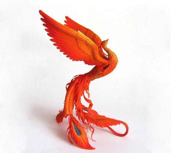 Hey, diesen tollen Etsy-Artikel fand ich bei https://www.etsy.com/de/listing/245284339/phoenix-vogel-statue-original