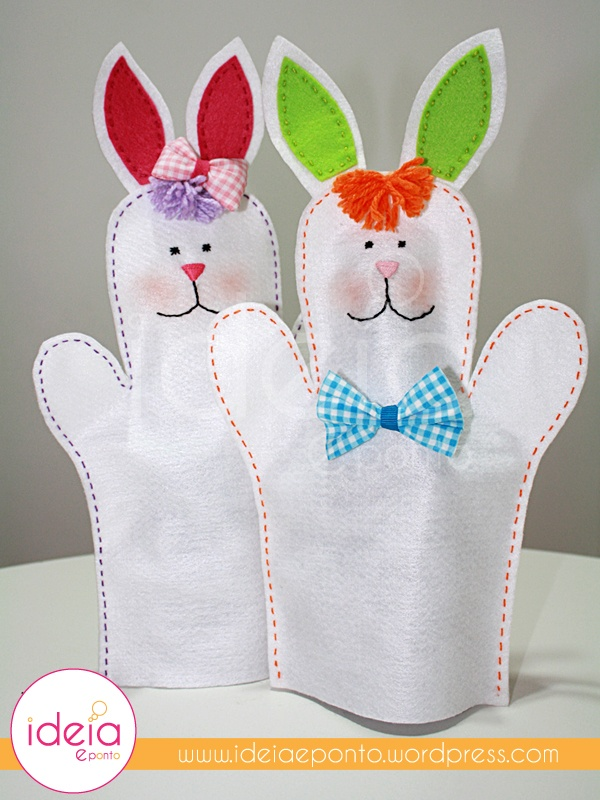 Mr. and Mrs. Rabbit
