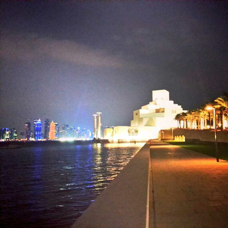 One of the few interesting things to do in Doha